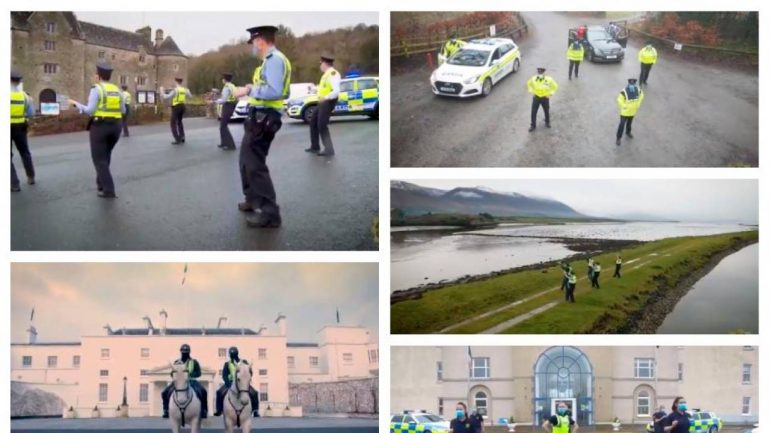 #JerusalemChallenge accepts challenge from Ireland Zug Police