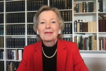 """Mary Robinson: """"Pandemic women are very much affected"""""""