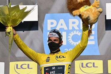 Paris-Nice: The second stage for the Seas Ball, the yellow jersey for Michael Mathews