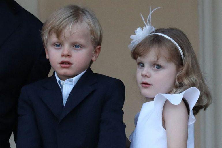Princess Gabriela and Prince Jacques celebrate St. Patrick's Day, Prince Albert II of Monaco