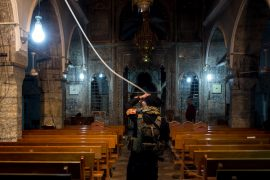 Reconciliation between Christians and non-Christians in Iraq is more difficult