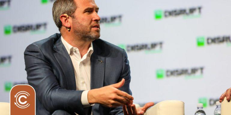 Ripple (XRP) CEO Brad Garlinghouse announces lawsuit dismissal Coincolic