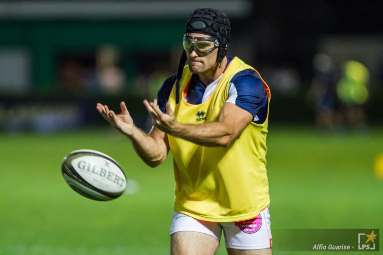 Rugby and Ian McKinley have announced their retirement.  Played nine times with the Italian shirt - OA Sport