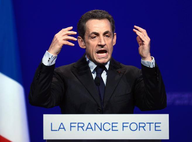 Sarkozy jailed for three years for corruption - Corriere.it