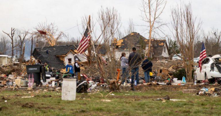 : Seven hurricanes fall in Alabama, victims :: Monitor.bg