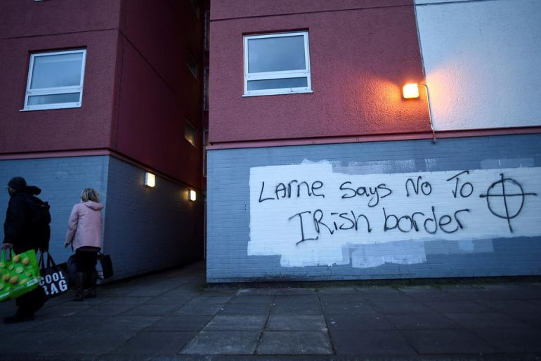 Since Brexit, irrelevant conditions have increased in Northern Ireland