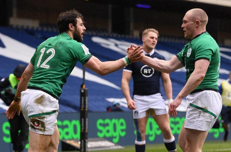 Six Nations Tournament: Scotland cracks ahead of Ireland