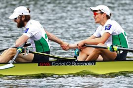 Six Schikiberin rovers representing Ireland at the European Championships in Italy