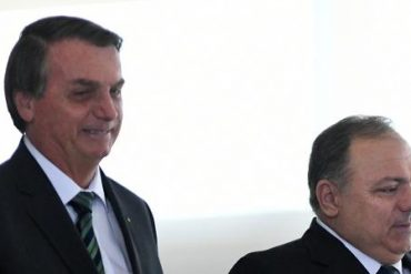 The Bolsonaro government, which denies science, has been banned from campaigning by Justice