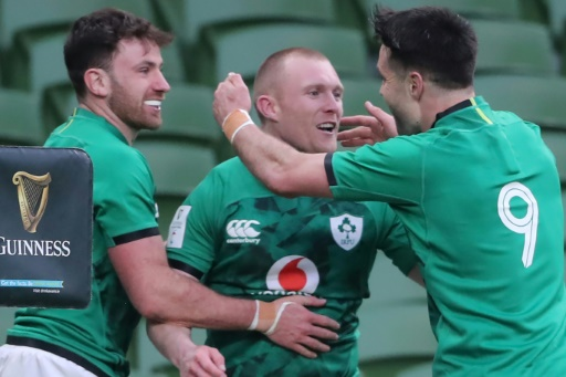 Tournament: England lose again, beat Ireland