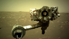 This is the sound of a permanent laser on Mars