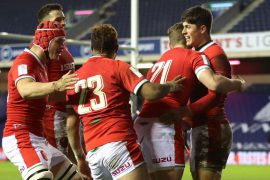 Wales became the Six Nations champions after France defeated Scotland