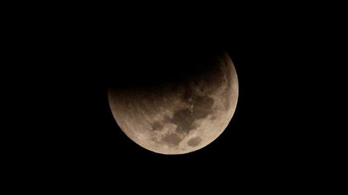 What is a lunar eclipse - Tribune Lampung