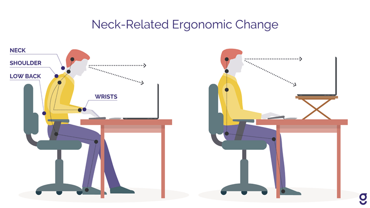 Illustrate the best way to stay in touch with your WFH.