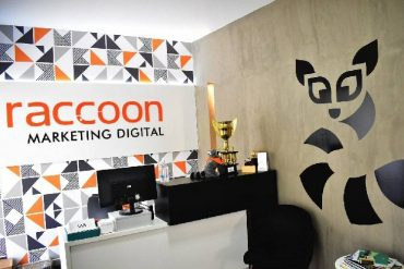 Agência de marketing Raccoon