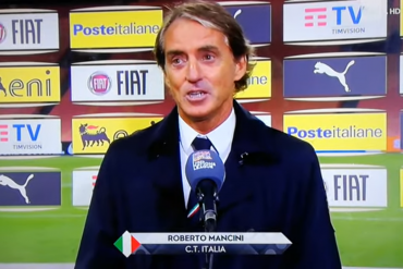 Bulgaria-Italy, words of Roberto Mancini yesterday