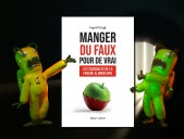 Ingrid Kragel's book was published in France on March 25.  Food Watch Visual