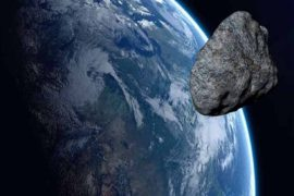 Asteroid: Another giant asteroid orbiting the earth .. What did NASA say?