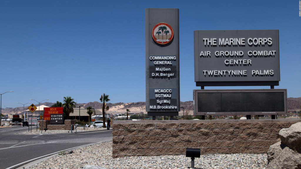 U.S. military-based explosives disappear