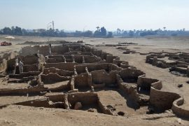 Archaeologists find Pompeii in Egypt  The world