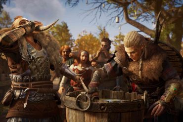 Druids temporarily reversed DLC's rage