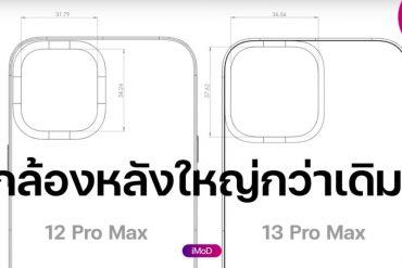 IPhone 13 Mini and iPhone 13 Pro Max CAD Reveals Big Pin Cameras!