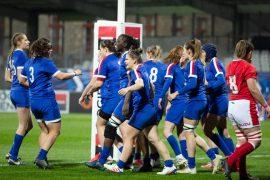 Women's Six Nations Tournament: Ireland