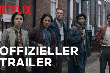 Baker Street Gang - March 16 on Netflix