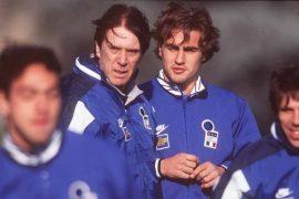 A magical night for Maldini and Cannavaro