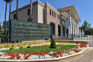 Soon the Irish Embassy in Rabat opens