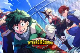My Hero Academy: The Most Powerful Hero Mobile Game Released on May 19th - Teller Report