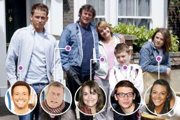 Where are the East Enters Miller family stars now - bankruptcy and heartache while working at a posh pub?