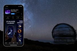 Astronomy applications for the iPhone