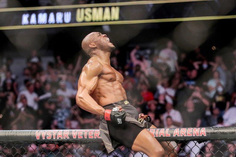 UFC: Usman-McGregor, Twitter fight before Octagon?