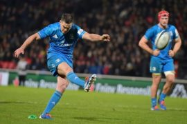 European Rugby Cup: Sexton lose to La Rochelle