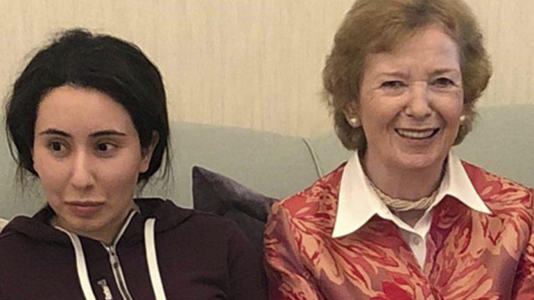 Former Irish President Mary Robinson regrets not understanding her plight