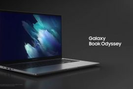 Samsung Galaxy Book Odyssey New Nvidia RTX 3050T - Coming With Samsung