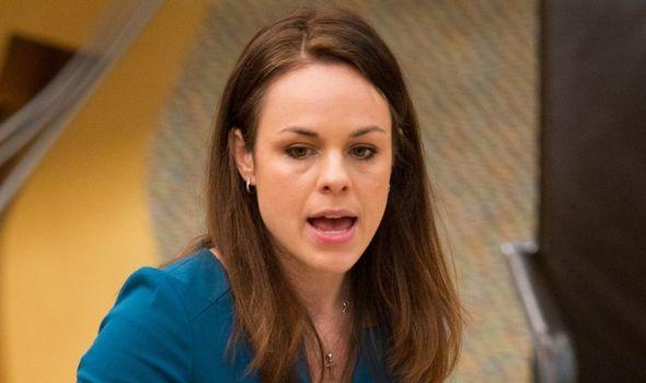 snp Kate forbids freedom