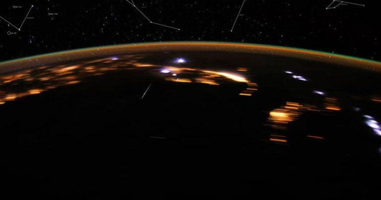 2021 Lyrid meteor shower now over: How to see the show