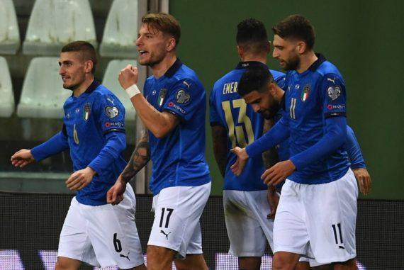 2022 World Cup Qualifiers: Italy-Northern Ireland 2-0, Asuri starts well |  News