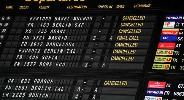 Air traffic and flights to Morocco are banned until May 21
