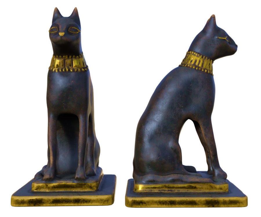 Ancient Egyptian Addiction to Cats: Some Colossal Details Revealed