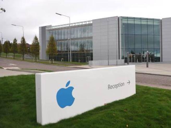 Apple Ireland in Brussels against EU court ruling overturning antitrust decision