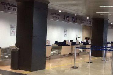 Aeroporto di Comiso in coma: 66,8% di movimenti e 73,8% di passeggeri in meno a causa del covid