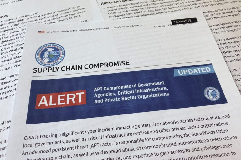 Computer piracy    Chinese attack on US defense companies