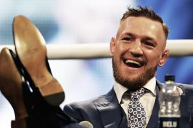 Conor McGregor bought himself a pub with the intent of evicting someone he had fought with
