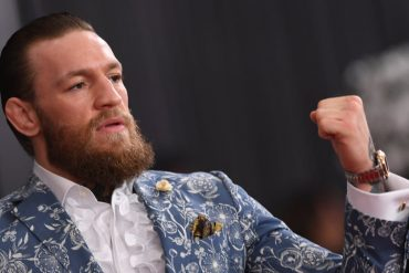 Cory filed a complaint against McGregor