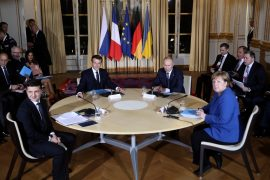 France, Germany demand 'restraint' amid tensions between Russia and Ukraine |  The world