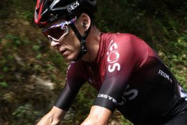 Froome and pinnacle in rendezvous