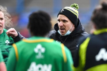 Giggs reacts to Ireland facing heavy losses to France
